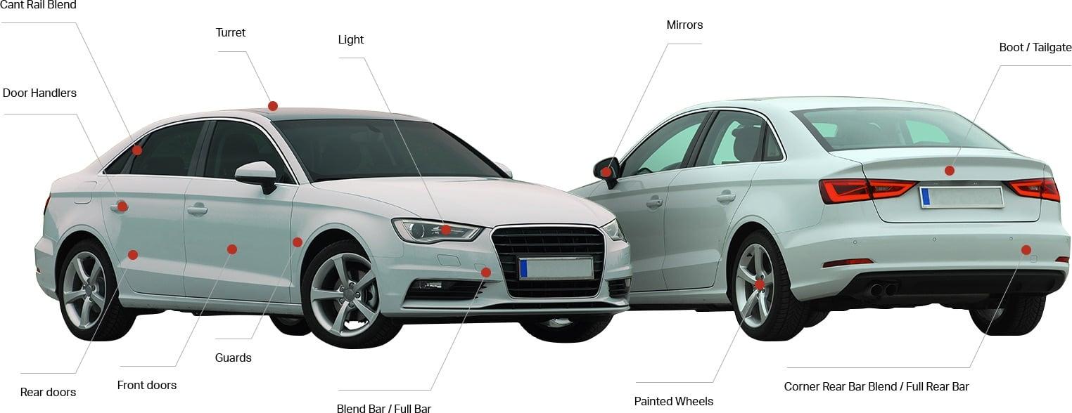 What are minor car repairs