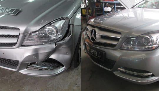 panel beating repairs
