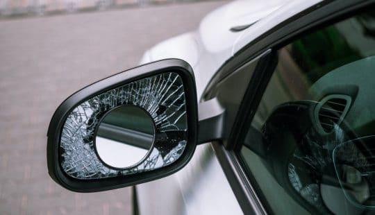side mirror repairs